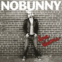 Nobunny - Love Visions (Cover Artwork)