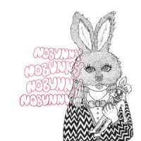 Nobunny - La La La La Love You [7-inch] (Cover Artwork)