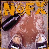 NOFX - 7 Inch Of The Month Club: March (Cover Artwork)