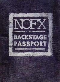 NOFX - Backstage Passport [DVD] (Cover Artwork)