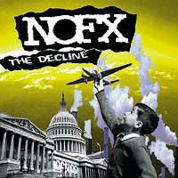 NOFX - The Decline (Cover Artwork)