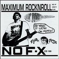 NOFX - Maximum Rocknroll (Cover Artwork)