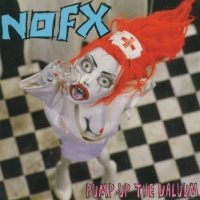 NOFX - Pump Up The Valuum (Cover Artwork)