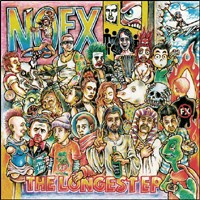 NOFX - The Longest EP (Cover Artwork)