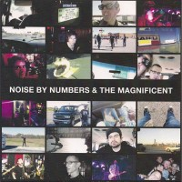 Noise By Numbers / The Magnificent - Split [7-inch] (Cover Artwork)