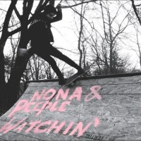 NONA / Peeple Watchin' - Split [7-inch] (Cover Artwork)
