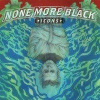 None More Black - Icons (Cover Artwork)