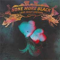 None More Black - Loud About Loathing (Cover Artwork)