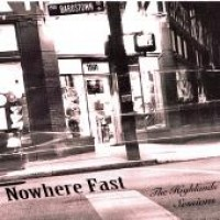 Nowhere Fast - The Highland Sessions (Cover Artwork)