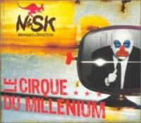 N&SK - Le Cirque du Millenium (Cover Artwork)