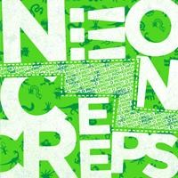 O Pioneers!!! - Neon Creeps (Cover Artwork)