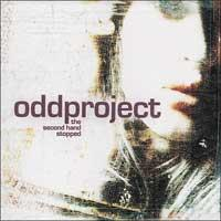 Odd Project - The Second Hand Stopped (Cover Artwork)