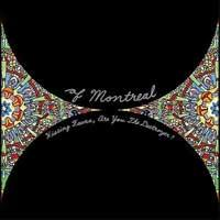 Of Montreal - Hissing Fauna, Are You the Destroyer? (Cover Artwork)