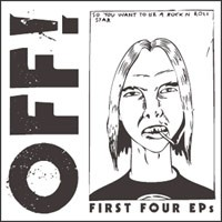 OFF! - First Four EPs [box set] (Cover Artwork)