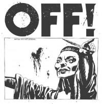 OFF! - OFF! (Cover Artwork)