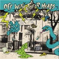 Off with Their Heads - Live at The Atlantic Vol. II [7 inch] (Cover Artwork)