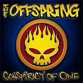 The Offspring - Conspiracy of One (Cover Artwork)