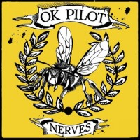 OK Pilot - Nerves [10-inch] (Cover Artwork)