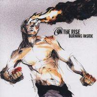 On The Rise - Burning Inside (Cover Artwork)