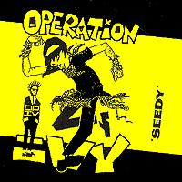 Operation Ivy - Seedy (Cover Artwork)