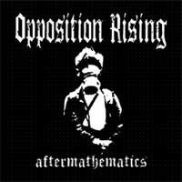 Opposition Rising - Aftermathematics (Cover Artwork)