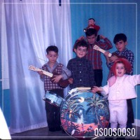 Oso Oso - osoosooso (Cover Artwork)