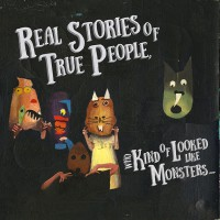 Oso Oso - Real Stories Of True People, Who Kind Of Looked Like Monsters (Cover)