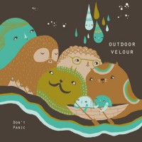 Outdoor Velour - Don't Panic (Cover Artwork)