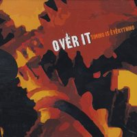 Over It - Timing Is Everything (Cover Artwork)