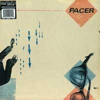 Pacer - No. 1 [10-inch] (Cover Artwork)