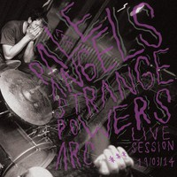 Pale Angels - Strange Powers [7-inch] (Cover Artwork)