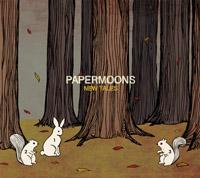 Papermoons - New Tales (Cover Artwork)