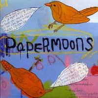 Papermoons - Papermoons [7 inch] (Cover Artwork)