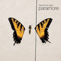Paramore - Brand New Eyes (Cover Artwork)