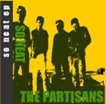 The Partisans - So Neat aka Hysteria EP (Cover Artwork)