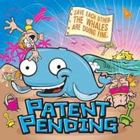Patent Pending - Save Each Other, The Whales Are Doing Fine. (Cover Artwork)