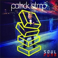 Patrick Stump - Soul Punk (Cover Artwork)