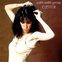 Patti Smith - Easter (Cover Artwork)