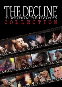 Penelope Spheeris - The Decline of Western Civilization Collection [DVD] (Cover)
