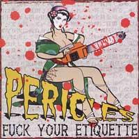 Pericles - Fuck Your Etiquette (Cover Artwork)