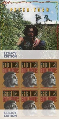 Peter Tosh - Legalize It / Equal Rights [Legacy Editions] (Cover Artwork)
