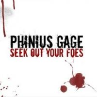 Phinius Gage - Seek Out Your Foes (Cover Artwork)