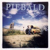 Piebald - Barely Legal/All Ages (Cover Artwork)