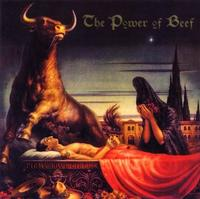 Pigmy Love Circus - The Power Of Beef (Cover Artwork)