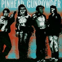 Pinhead Gunpowder - Kick Over the Traces (Cover Artwork)
