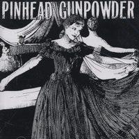 Pinhead Gunpowder - Compulsive Disclosure (Cover Artwork)