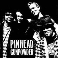 Pinhead Gunpowder - 7'' (Cover Artwork)