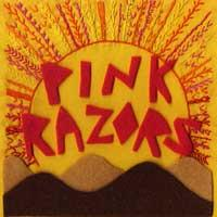 Pink Razors - First Degree [7 inch] (Cover Artwork)