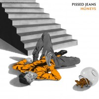 Pissed Jeans - Honeys (Cover Artwork)