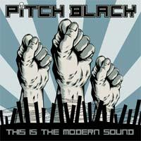 Pitch Black - This Is The Modern Sound (Cover Artwork)